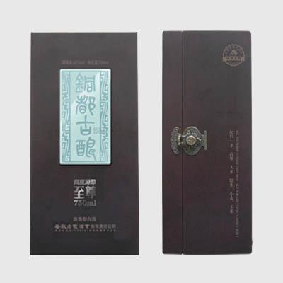 銅都古釀至尊木盒精裝