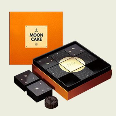 月饼盒设计定制