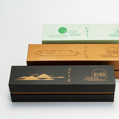 如意花茶禮盒設計