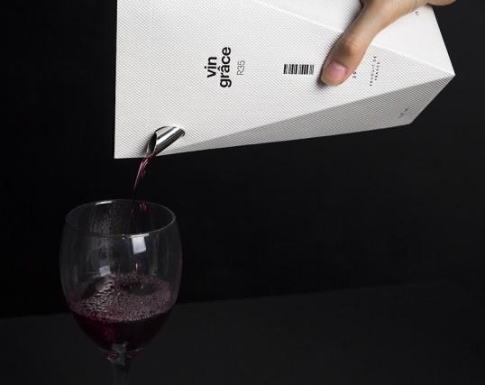 创意红酒礼盒包装|差异化礼盒
