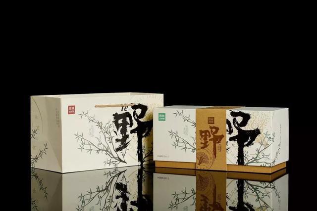 不按常理出牌的茶叶礼盒设计,整个包装都年轻起来了