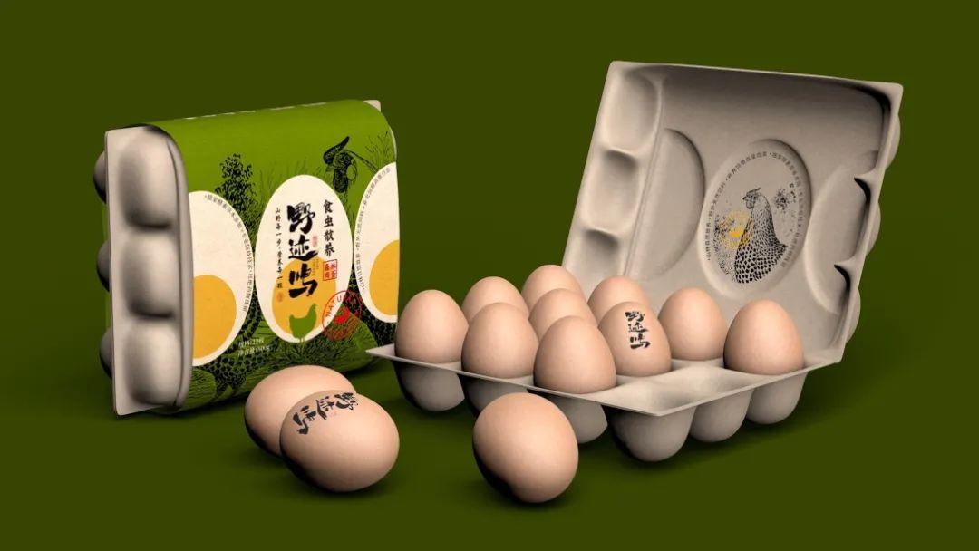 """雞蛋包裝設計成這樣,才不會""""碎""""一地!"""