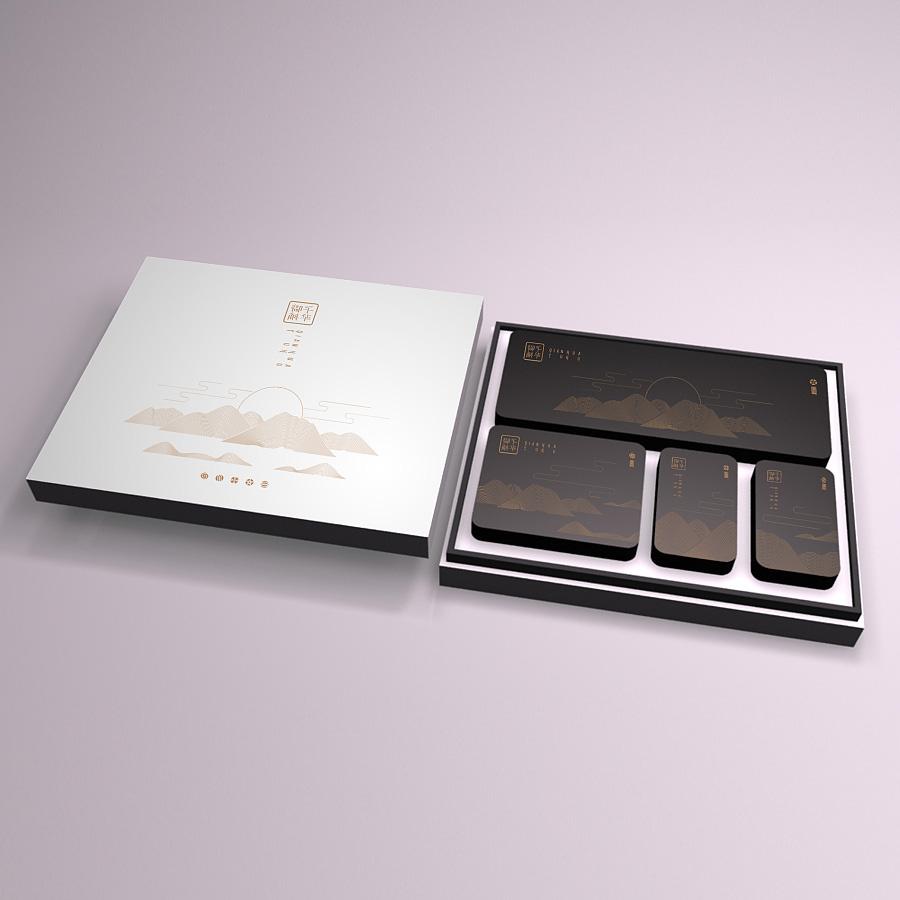 千華鐵皮石斛包裝盒
