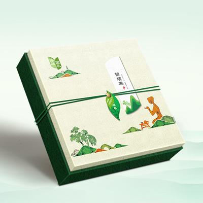 簡約中國風茶葉包裝